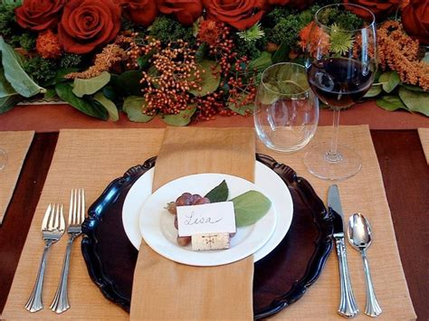 elegant table settings for all occasions hgtv 35 best centerpiece ideas for holidays and events images