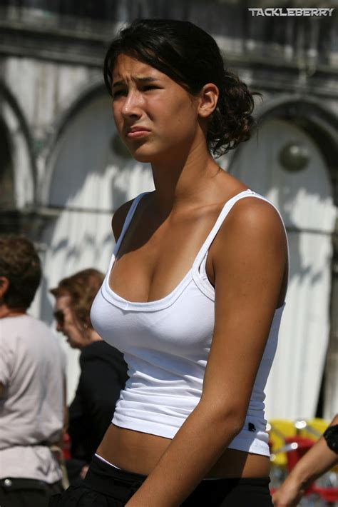 A World Of Candids Nation 20 by The Candid Heaven White Top Gorgeous