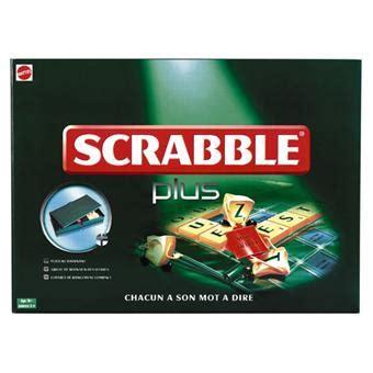 vo scrabble mattel scrabble plus jeu de culture g 233 n 233 rale achat