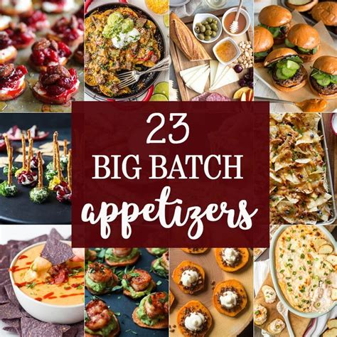 1000 ideas about appetizers for a crowd on pinterest easy christmas appetizers appetizers