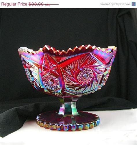 Carnival Glass L by 17 Best Images About L E Smith Carnival Glass On
