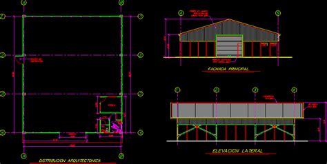 bodega cobertizo planospara author at planos de casas planos de