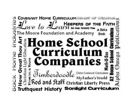 books from homeschool curriculum companies sheep