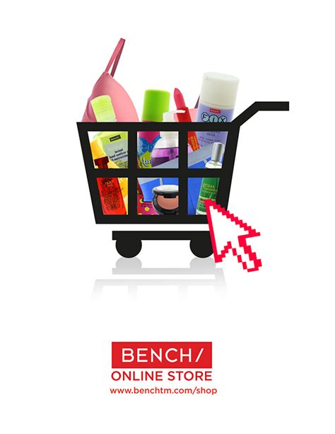 Bench Online Store Philippines On Behance