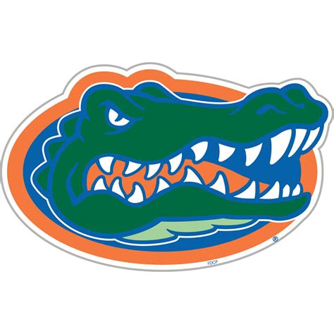 Florida Gators Vinyl Magnet Set of 2