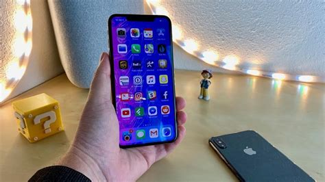 iphone xs max review  iphones future  big  bright review zdnet