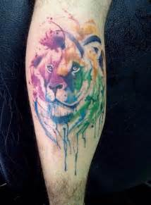 water color tatoo 65 exles of watercolor and design