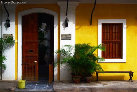 the yellow house pondicherry traveldose