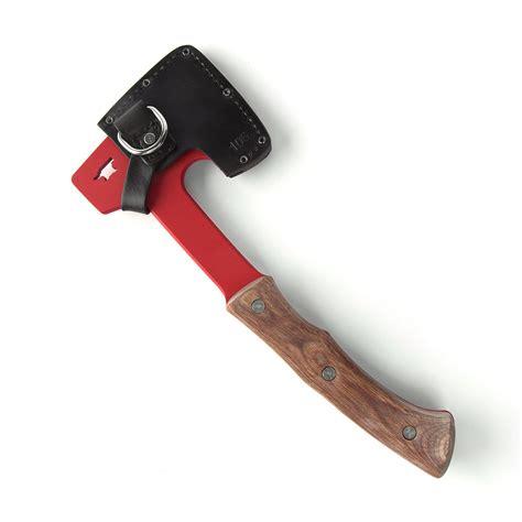 buck tomahawk hache tomahawk buck compadre c axe acier carbone 5160