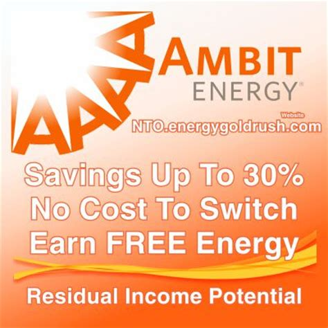 ambit energy business card template ambit energy business cards by energy tigers team synergy