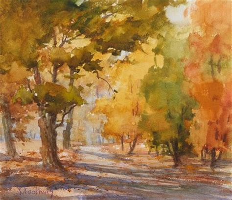 painting the landscape johannes vloothuis artist q a around the worlds watercolour and