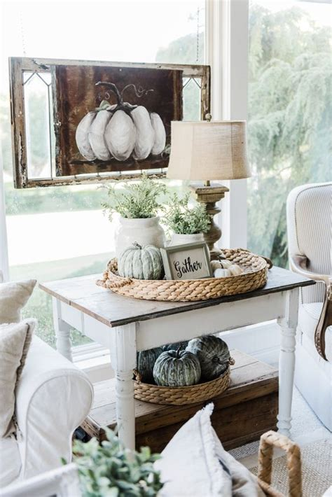 inspiration fall and decor on