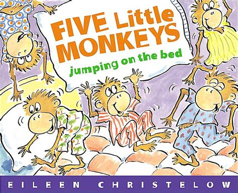 ten little monkeys jumping on the bed ten little monkeys jumping on the bed