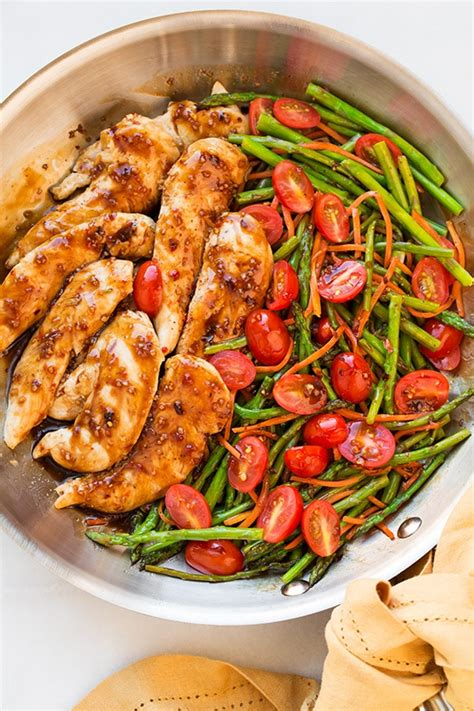 balsamic chicken recipe dishmaps