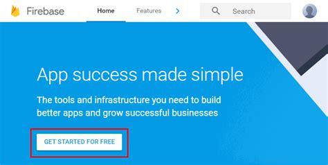 firebase hosting tutorial web static dengan firebase hosting codepolitan com