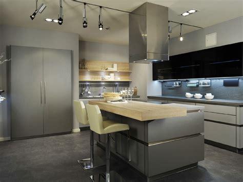 schmales küchen design mit insel k 252 chen mit insel