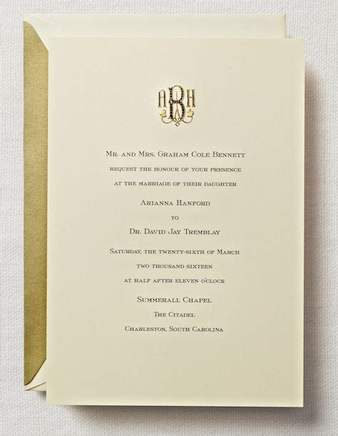 wedding etiquette invitations wording 20 best images about crane wedding invitation ideas on