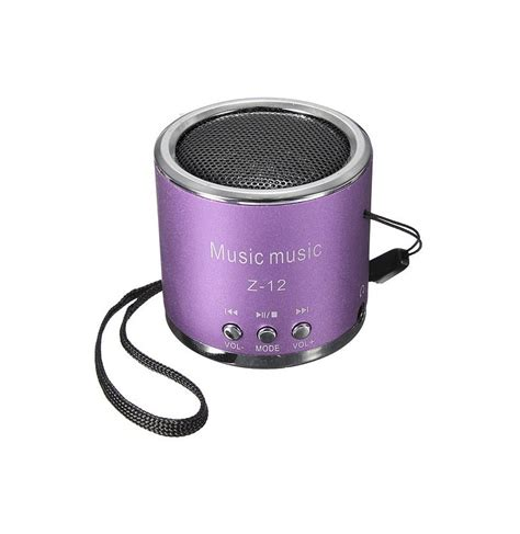 Speaker Mini Usb portable mini speaker lifier fm radio usb micro sd tf