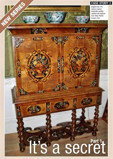 Furniture Secret Compartments ? WoodArchivist