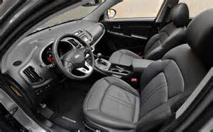 Interior Of Kia Sportage 2012 Kia Sportage Photo Gallery Truck Trend