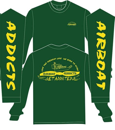 airboat shirts 32 best airboat addicts apparel images on pinterest neon