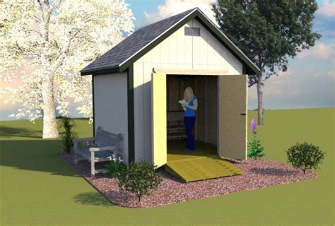 How To Build A 10x10 Storage Shed by Storage Sheds For Sale Free 10x10 Gable Shed Plans