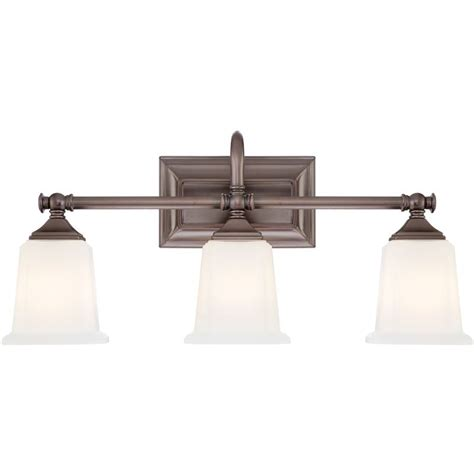 Quoizel Bathroom Vanity Lighting Quoizel Nl8603ho Harbor Bronze Nicholas 3 Light 22 Quot Wide Reversible Bathroom Vanity Light With