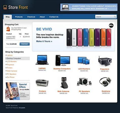 Themes Online Store Wordpress | tema wordpress terbaik untuk segala jenis website blog