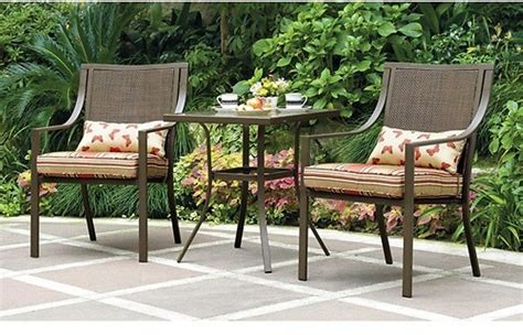 patio dining sets for small spaces amazing style of 3 piece bistro set outdoor florist h g