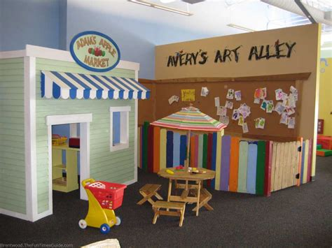 Big Backyard Playhouses Indoor Kids Playhouse Design With Market Style