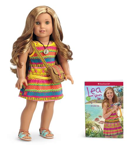 2016 goty lea clark doll giveaway american girl ideas official lea clark american girl doll of the year 2016