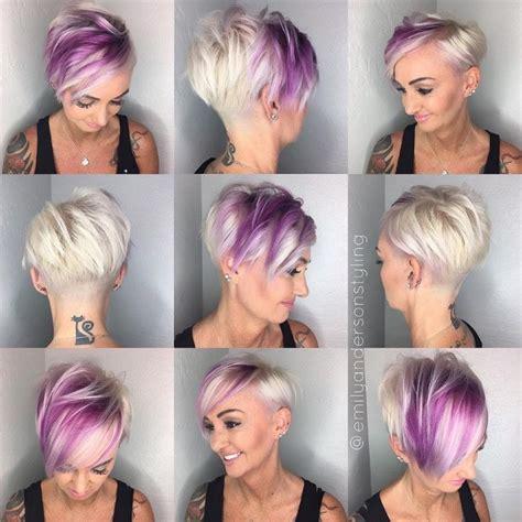 edgy haircuts for older women the 25 best edgy pixie hairstyles ideas on pinterest