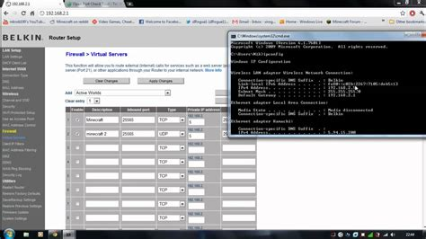 port forward server minecraft how to port forward your minecraft server