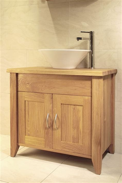 bathroom wash stand oak bathroom single wash stand with 2 doors oak furniture solutions