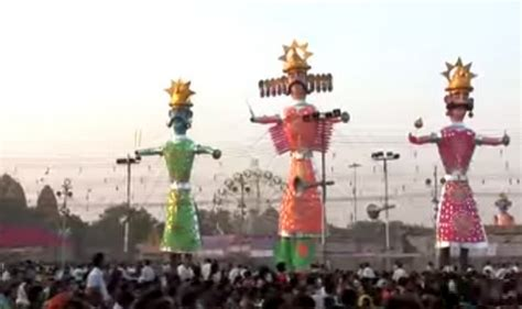 story of dussehra victory of good over evil video