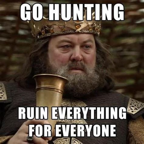 The Game Internet Meme - robert baratheon internet meme sharocity