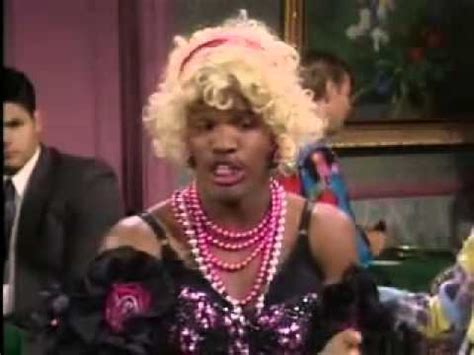 wanda from in living color wanda and luther mr