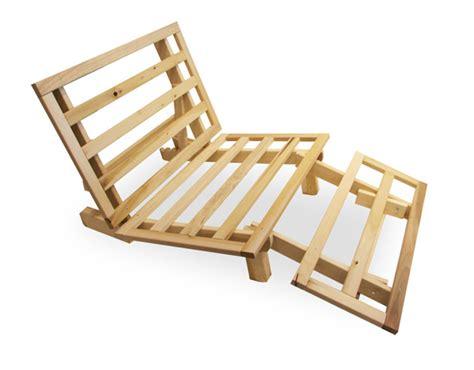folding futon frame image gallery tri fold futon