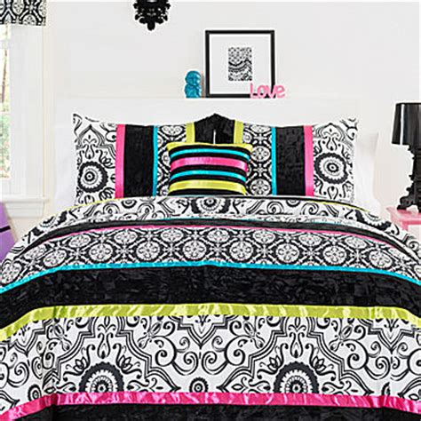 seventeen bedding cheap seventeen 174 boho nikko damask comforter set review bedding collections 2015