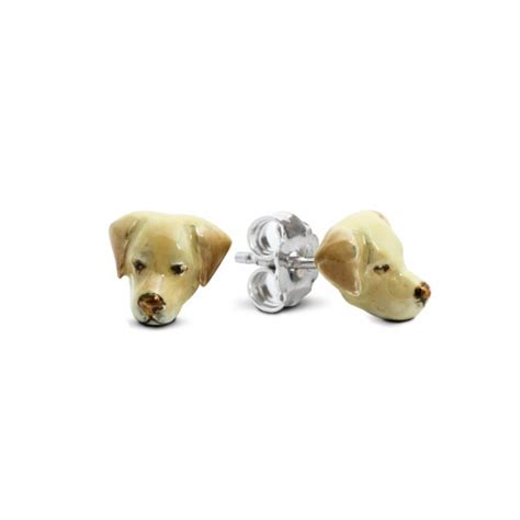 puppy fever fever jewelry enameled earrings collection by fever