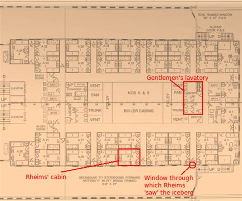 titanic floor plans titanic room map related keywords titanic room map long