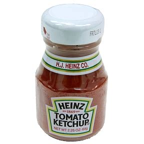 Dartslive Card Bottle Of Ketchup heinz ketchup bottle travel size miniature products