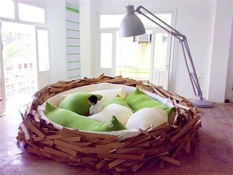 birds nest bed giant bird nest bed 187 funny bizarre amazing pictures
