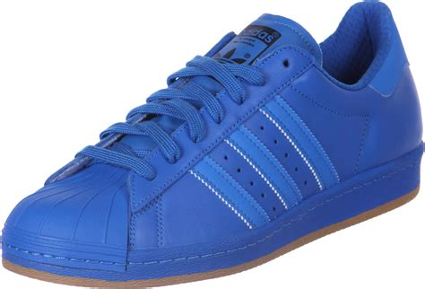 Adidas Superstar For Blue High Quality high quality mens adidas superstar 80s reflective nitej