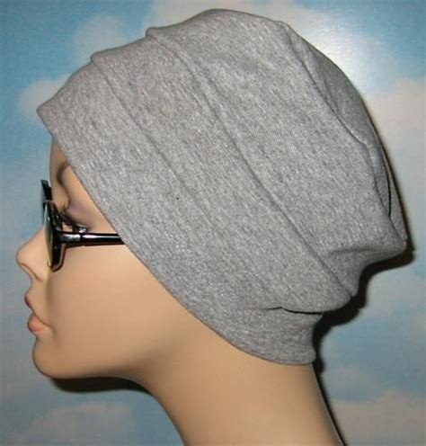 free sewing hat patterns chemo scarves free patterns for chemo caps to sew band gray knit chemo