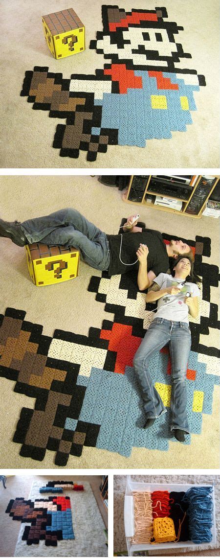 mario bros rug another 15 weirdest rugs and carpets mario bros carpets and
