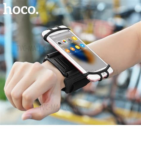 Sport Armband Smartphone 5 5 8 Inch Black hoco hs10 180 degree rotation adjustable sports armband for 4 5 5 inch mobile phones black tvc