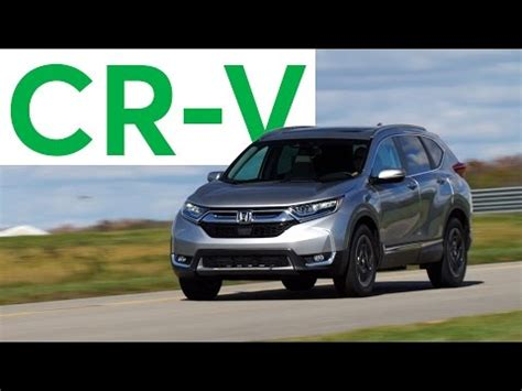 Mat Watson Carbuyer by Honda Cr V Suv 2017 Review Mat Watson Reviews
