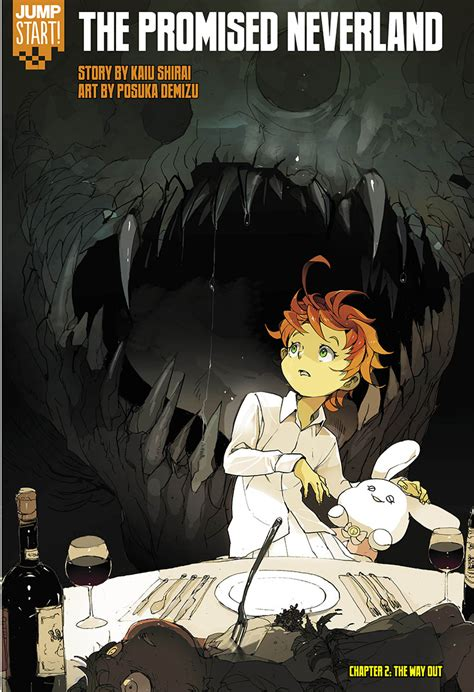the promised neverland vol 2 viz read the promised neverland chapter 2 for