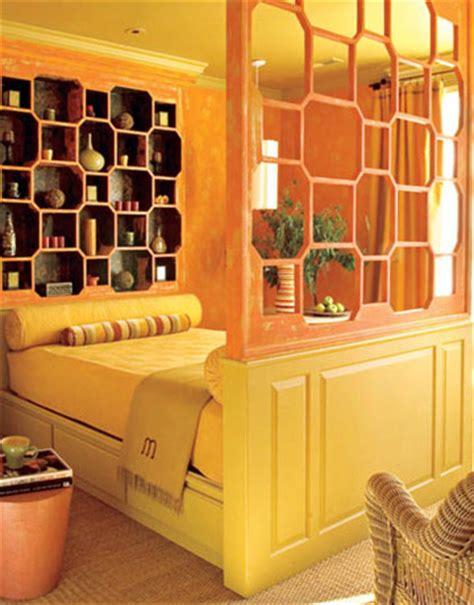 orange yellow bedroom color roundup using orange in interior design the